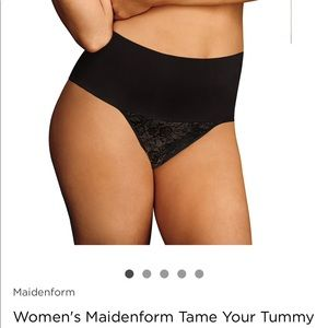 NWOT maidenform tame your tummy control thing